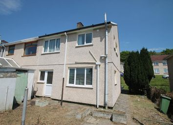 Thumbnail 3 bed semi-detached house for sale in Bryngolwg, Cwmbach, Aberdare