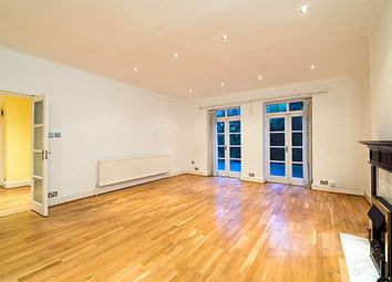 Thumbnail 4 bed flat to rent in Randolph Crescent, Maida Vale