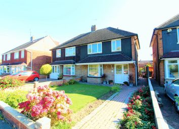 Thumbnail 3 bedroom semi-detached house for sale in Pegsdon Close, Luton