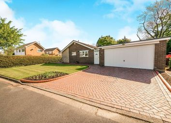 Thumbnail 3 bed bungalow for sale in Helston Close, Bramhall, Stockport