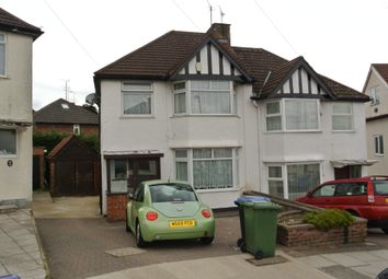 Thumbnail 5 bed semi-detached house to rent in The Ridgeway, Colindale