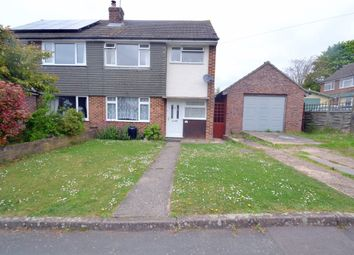 Thumbnail 3 bed semi-detached house for sale in Swanfield, Long Melford, Sudbury
