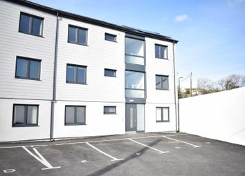 Thumbnail 2 bed flat to rent in Flexbury Park, Bude