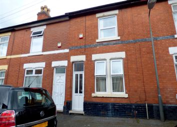 Thumbnail 2 bedroom terraced house to rent in Thorn Street, New Normanton, Derby
