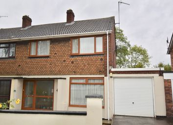 Thumbnail 3 bed semi-detached house for sale in Chiltern Avenue, Northampton
