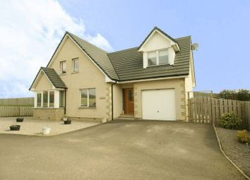 Thumbnail 5 bed detached house for sale in Cammachmore, Stonehaven