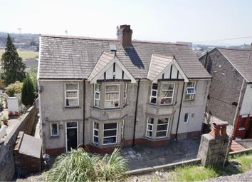 Thumbnail 5 bed detached house for sale in Pen Y Cae Road, Port Talbot