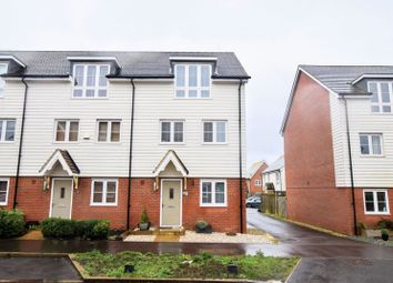 Thumbnail 4 bed end terrace house for sale in Avalon Street, Aylesbury