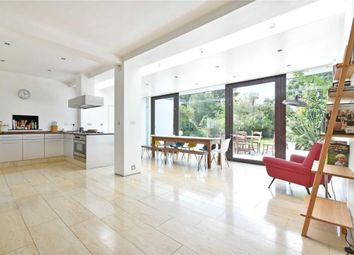 Thumbnail 4 bed semi-detached house to rent in Aylestone Avenue, Brondesbury