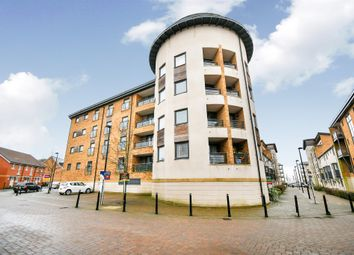 Thumbnail 1 bedroom flat for sale in Tuke Walk, Swindon