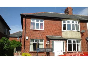 Thumbnail 2 bed flat to rent in High Heaton, Newcastle