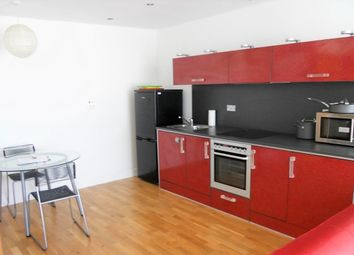Thumbnail 1 bed flat to rent in Altolusso, Bute Terrace, Cardiff, South Glamorgan