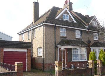 Thumbnail 4 bedroom property to rent in Furzehill Road, Borehamwood