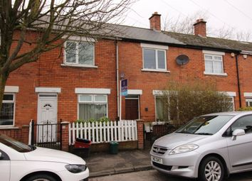 Thumbnail 3 bedroom terraced house for sale in Fane Street, Belfast