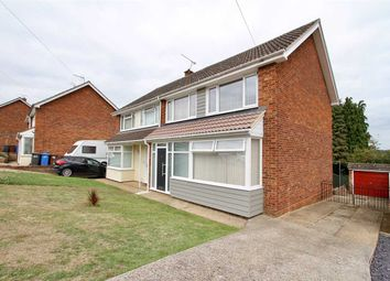 Thumbnail 3 bed semi-detached house for sale in Eccles Road, Ipswich