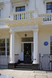 Thumbnail 4 bedroom flat to rent in Eccleston Square, Pimlico, London