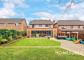 Thumbnail 4 bed detached house for sale in Dowsefield Lane, Allerton, Liverpool