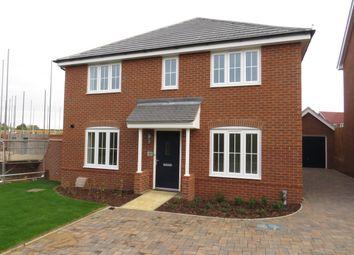 Thumbnail 4 bedroom detached house to rent in Casey Jones Close, Bury St. Edmunds