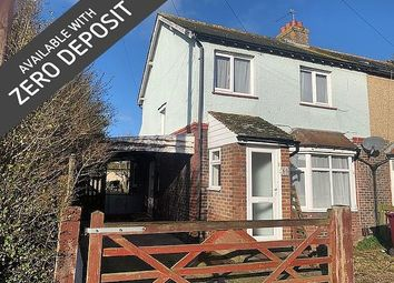 3 bed semi-detached house to rent in Kingsham Road, Chichester PO19