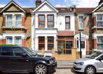 Thumbnail 4 bedroom terraced house for sale in Burges Road, London