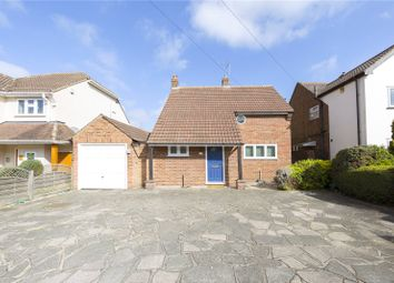Thumbnail 3 bed detached house for sale in Belvedere Road, Brentwood, Essex