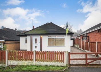 Thumbnail 3 bedroom detached bungalow for sale in Fourth Avenue, Carlton, Nottingham