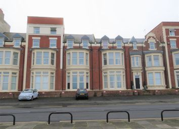 Thumbnail 2 bed flat to rent in Kittiwake House, Promenade, Whitley Bay