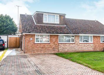 Thumbnail 4 bed semi-detached house for sale in Stroud Green Drive, Bognor Regis