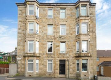 Thumbnail 1 bed flat for sale in Mary Street, Paisley