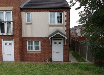 Thumbnail 2 bed property to rent in Sheffield Road, Chesterfield