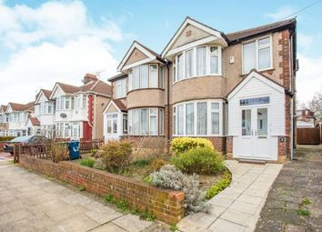 Thumbnail 3 bed semi-detached house for sale in Balmoral Road, Harrow, Middlesex, London