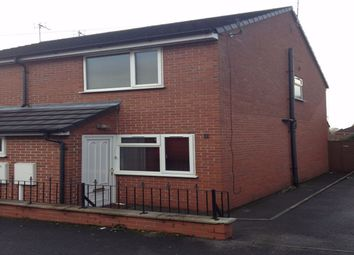 Thumbnail 2 bed semi-detached house to rent in King Street, South Normanton, Alfreton, Derbyshire