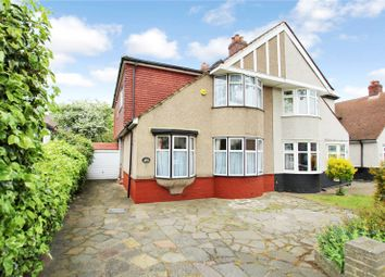 Thumbnail 5 bedroom semi-detached house for sale in Hurst Road, Sidcup, Kent