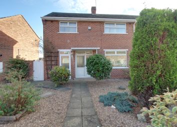 Thumbnail 2 bed semi-detached house to rent in Levet Road, Cantley, Doncaster, South Yorkshire