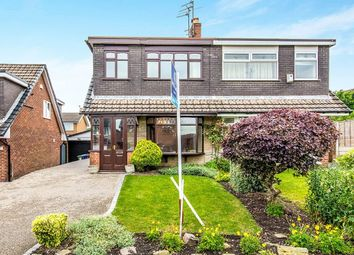 Thumbnail 3 bed semi-detached house to rent in Harris Drive, Newton, Hyde