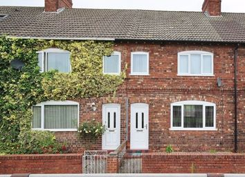 Thumbnail 3 bed terraced house to rent in Ouse Bank, Selby