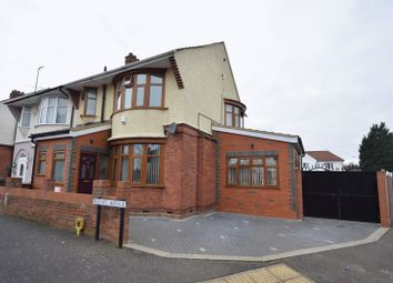 Thumbnail 3 bed semi-detached house for sale in Reeves Avenue, Luton