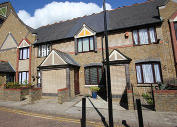 Thumbnail 2 bed terraced house to rent in President Drive, London