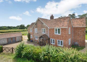 6 bed detached house for sale in Kiln Lane, Hambledon, Waterlooville PO7