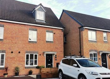 Thumbnail 4 bed town house for sale in Ploughmans Grove, Huthwaite, Sutton-In-Ashfield