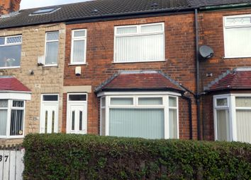 Thumbnail 2 bedroom terraced house to rent in Endymion Street, Hull