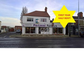 Thumbnail Retail premises to let in 459 Grimsby Road, Cleethorpes, North East Lincolnshire