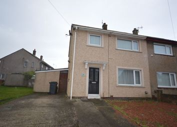 Thumbnail 3 bed semi-detached house to rent in Patterdale Avenue, Hensingham, Whitehaven