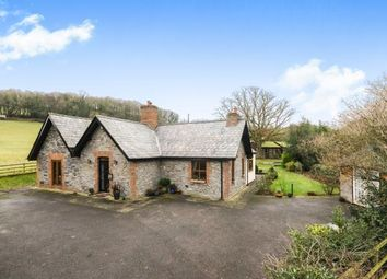 Thumbnail 3 bed detached house for sale in Nantglyn Road, Nantglyn Road, Denbigh, Denbighshire
