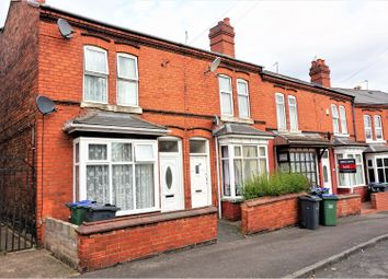 Thumbnail 3 bed end terrace house for sale in Piddock Road, Smethwick