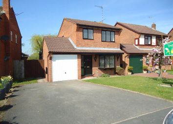 Thumbnail 3 bedroom detached house to rent in Ampleforth Drive, Stafford