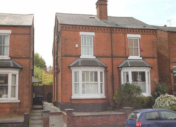 Thumbnail 3 bed semi-detached house for sale in Park Hill Road, Harborne, Birmingham
