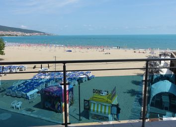 Thumbnail 1 bed triplex for sale in First-Line Apartment With Frontal Views, Sunny Beach, Bulgaria