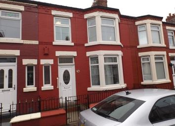 Thumbnail 3 bedroom terraced house for sale in Stalmine Road, Walton, Liverpool, Merseyside