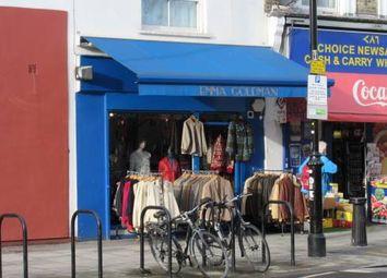 Thumbnail Retail premises to let in Golborne Road, London